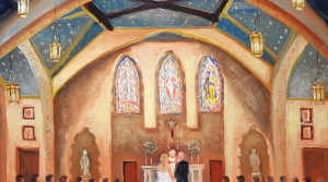Wedding-Painting-Sacred-Heart